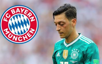 Bayern Munich president launches astonishing verbal attack on Mesut Ozil