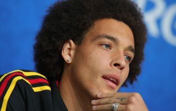 Axel Witsel on verge of move to Borussia Dortmund after 18 months in China