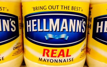 Mayonnaise ice cream is now a thing that exists, confirming humanity has collectively lost its mind