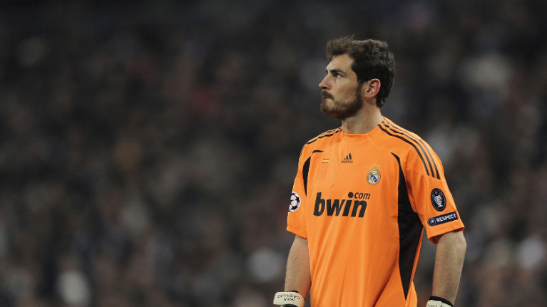Iker Casillas has some very odd views about the Apollo 11 moon landing