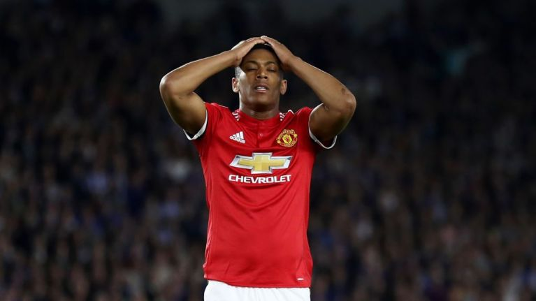 Manchester United target two wingers ahead of potential Martial departure