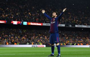 Inter Milan are trying to bring Lionel Messi to Serie A