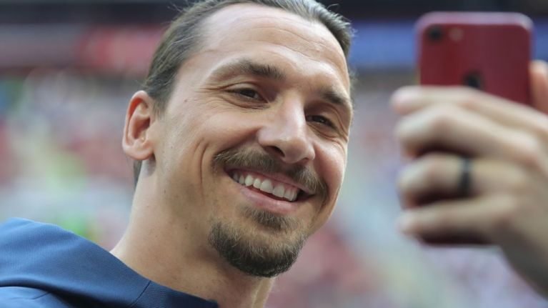 """The boss has something going on"" - Zlatan hints at exciting development at Old Trafford"