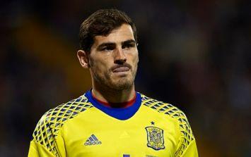 Iker Casillas makes compilation of his worst career errors in support of Loris Karius