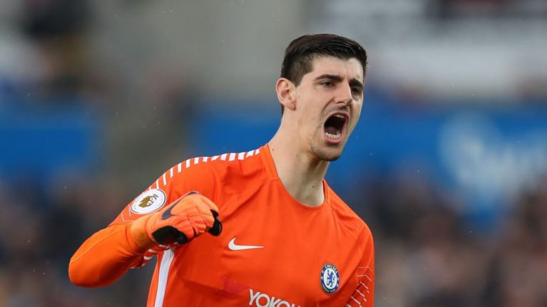 81458f871bd Thibaut Courtois moves closer to Chelsea exit after agreeing terms with Real  Madrid