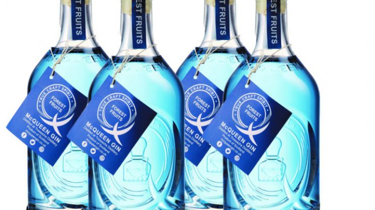 Aldi are releasing a brand new colour-changing gin