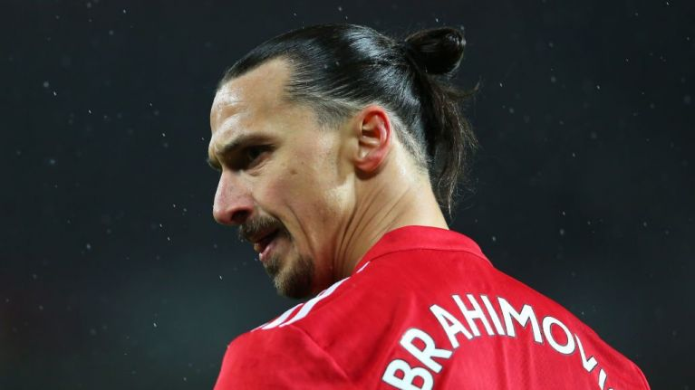 Zlatan Ibrahimovic apologises to Manchester United fans for not signing for club sooner