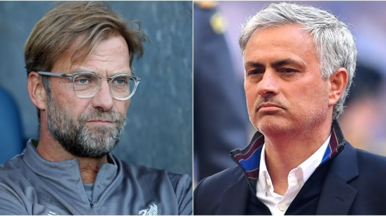 Jose Mourinho fires back at Jurgen Klopp's latest comments over spending