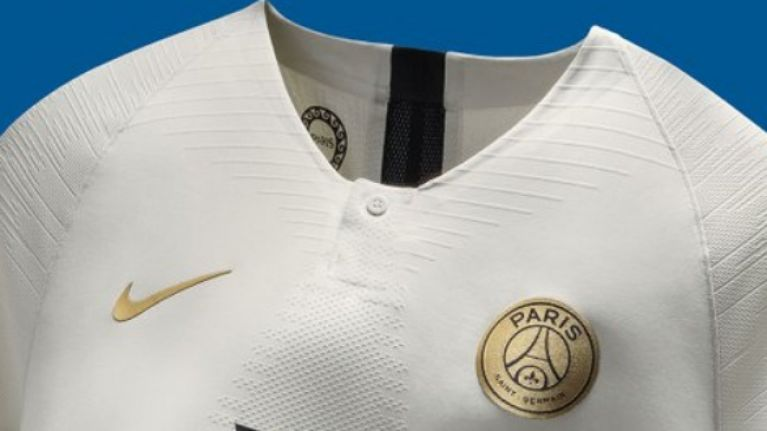 97861b56 Paris Saint-Germain's new away kit might be the most beautiful of all the  new