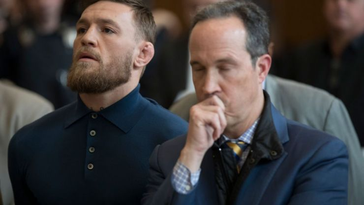 Conor McGregor escapes jail following court appearance in New York