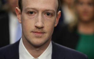 Mark Zuckerberg lost £13 billion in five minutes this morning