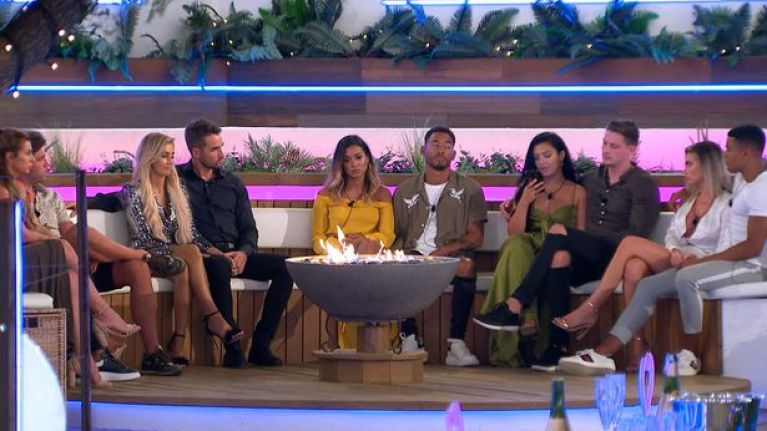 There's a good twist coming for tonight's Love Island dumping