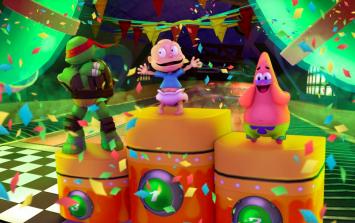 Nickelodeon are releasing their own Mario Kart game