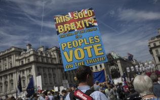 A majority of people now support a second Brexit referendum