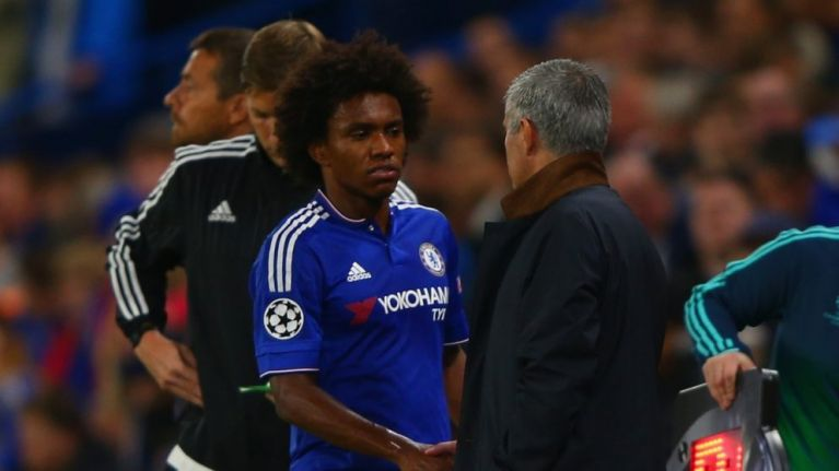 Chelsea set to accept €75m offer for Willian