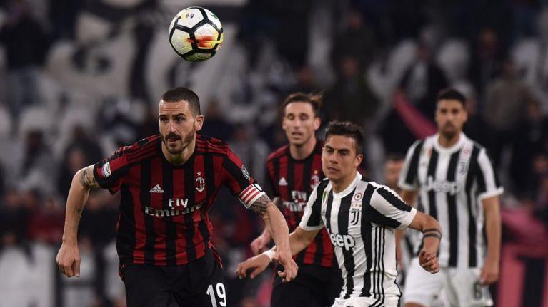 Leonardo Bonucci set for Juventus return with Gonzalo Higuaín going the other way