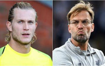 Jurgen Klopp had the same reaction to Loris Karius concussion as most of us