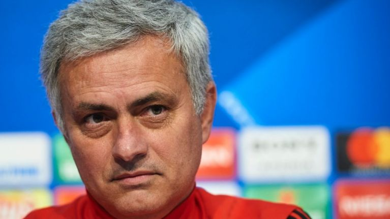 José Mourinho is now favourite to be the first manager to leave their club this season
