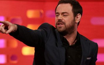 Danny Dyer finally meets Jack in tonight's episode of Love Island