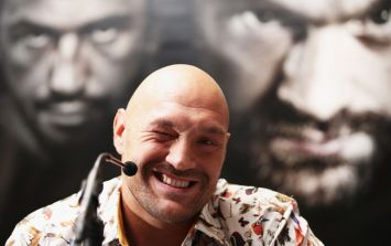 Tyson Fury says he's in talks over fight with Deontay Wilder