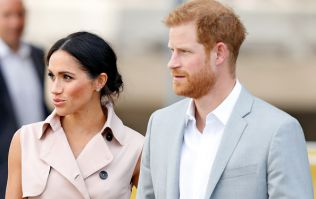 Apparently Prince Harry's wedding ring breaks TWO royal traditions