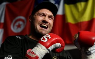 Tyson Fury may get one of the biggest fights in boxing before 2018 is out