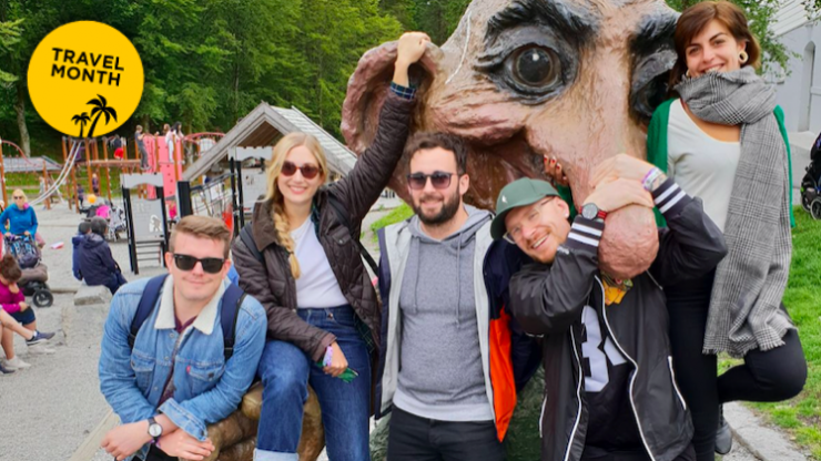 I went to Norway for a music festival and fell in love with the city of Bergen