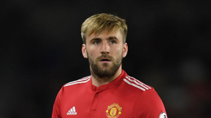 Wolfsburg are reportedly interested in signing Luke Shaw from Man United