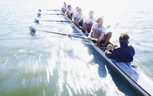 The epic workout that whips elite rowers into shape