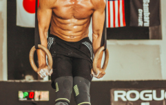 Day one of the CrossFit Games looks absolutely brutal