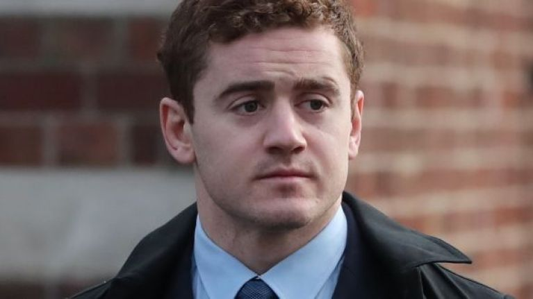 People who use #IBelieveHer at risk of being sued, says Paddy Jackson's lawyer