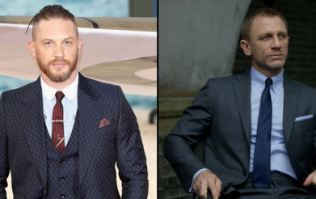 Tom Hardy's just responded to the James Bond rumours and it's big news