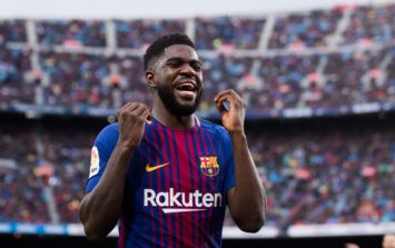 Manchester United will face competition for Barcelona star in summer transfer window