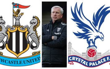 Newcastle and Crystal Palace fans' response to Pardew sacking says it all