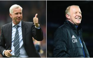 Alan Pardew's comment to West Brom's caretaker manager now seems unintentionally funny