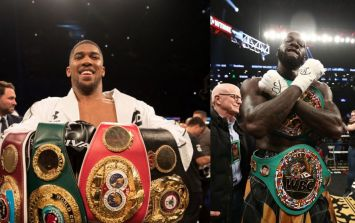 Deontay Wilder 'accepts challenge' to face Anthony Joshua THIS SUMMER