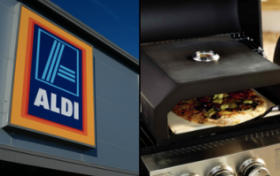 Aldi's bringing out a new bargain version of its outdoor pizza oven