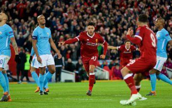 Allez Allez Allez: Liverpool's emotional football floors Man City at Anfield