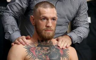 Conor McGregor's response to belt-stripping claim is preposterous