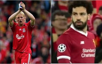 Dirk Kuyt highlights Mo Salah moment that may have gone unnoticed