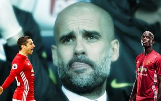 Pep Guardiola was offered both Paul Pogba and Henrikh Mkhitaryan in January