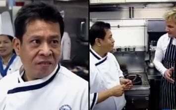 Gordon Ramsey gets absolutely roasted by Thai chef over his pad thai