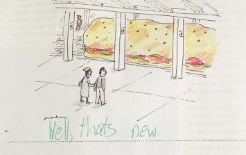 Nine-year-old continually nails The New Yorker's caption contest with incredible wit