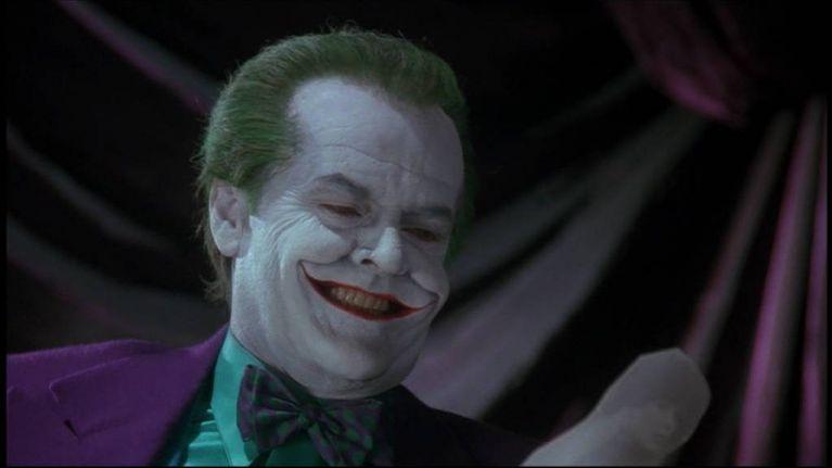 Resultado de imagen para jack nicholson the joker