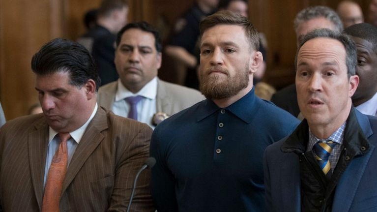 Conor McGregor could face more than a decade in prison for the UFC 223 bus attack