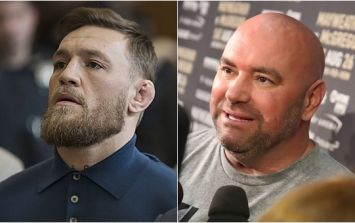 Dana White admits to concerns over Conor McGregor's mental health