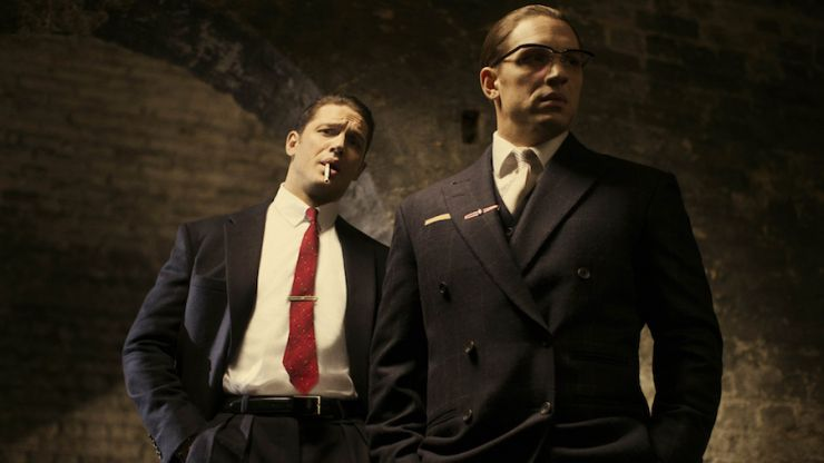Arguably Tom Hardy's greatest film is on the TV tonight