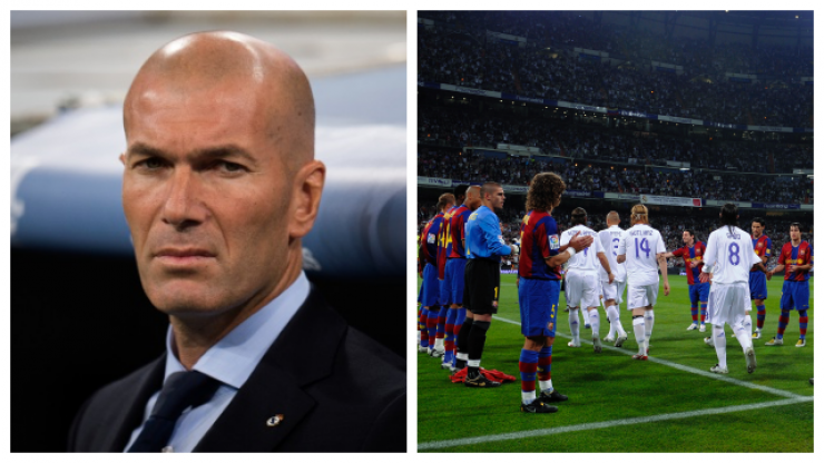 Real Madrid will not give Barcelona guard of honour