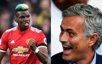 Jose Mourinho ends Paul Pogba speculation with one brilliant line