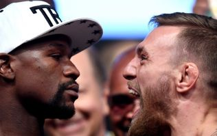 Floyd Mayweather's response to Conor McGregor controversy is a bit rich